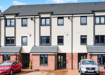 Thumbnail 4 bed town house for sale in Crofton Avenue, Renfrew