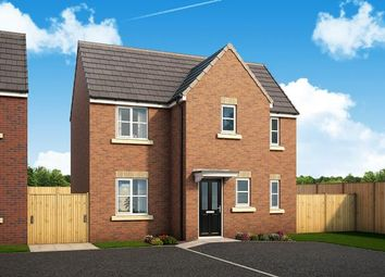 "Thumbnail 3 bed property for sale in ""The Warwick At Queens Way"" at Coulman Street, Thorne, Doncaster"