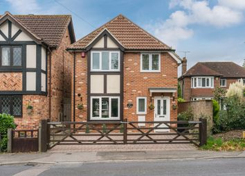 Thumbnail 3 bed detached house for sale in Brookhill Road, Copthorne, Crawley