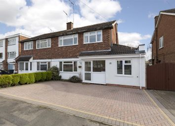 Thumbnail 3 bed semi-detached house for sale in Maynard Avenue, Warwick