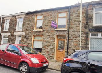 Thumbnail 3 bed terraced house for sale in Senghenydd Street, Treorchy