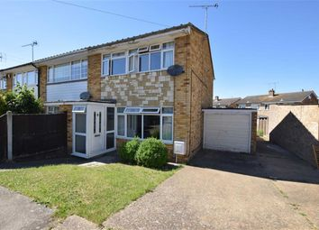 Thumbnail 3 bed end terrace house for sale in Burton Close, Corringham, Essex