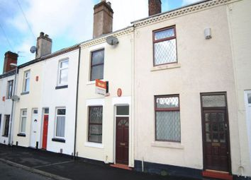 Thumbnail 2 bedroom terraced house to rent in Minshall Street, Mount Pleasant, Stoke-On-Trent