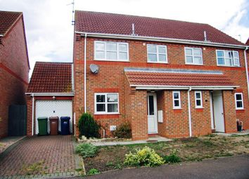 Thumbnail 3 bedroom property to rent in Viking Way, Whittlesey, Peterborough