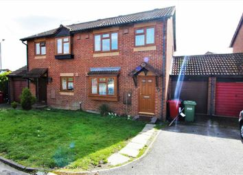 Thumbnail 3 bedroom semi-detached house to rent in Raleigh Close, Cippenham, Slough