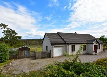 Thumbnail 3 bed detached bungalow for sale in Skye Of Curr Road, Dulnain Bridge, Grantown-On-Spey