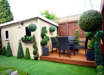 Thumbnail 1 bed end terrace house for sale in Birch Drive, Lordswood, Chatham