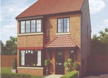 Thumbnail 4 bedroom detached house for sale in Blagdon Lane, Cramlington