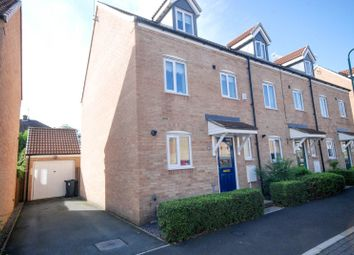 Thumbnail 3 bed town house for sale in Bellona Close, Hebburn