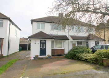 4 bed semi-detached house for sale in Nursery Gardens, Staines-Upon-Thames, Surrey TW18
