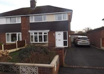 Thumbnail 3 bed semi-detached house to rent in Wham Lane, New Longton, Preston