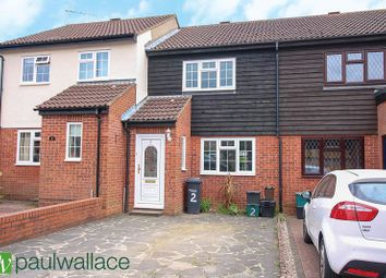 Thumbnail 2 bed terraced house to rent in Mundells, Cheshunt, Waltham Cross