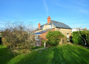 Thumbnail 3 bed detached house for sale in Back Street, East Stour, Gillingham