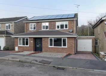 Thumbnail 4 bed detached house for sale in The Glen, Shepherdswell, Dover