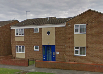 Thumbnail 1 bed flat to rent in St Bees Walk, Hartlepool