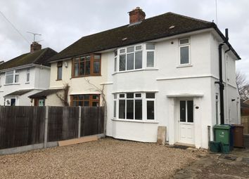 Thumbnail 3 bed semi-detached house to rent in Beechey Avenue, Marston, Oxford