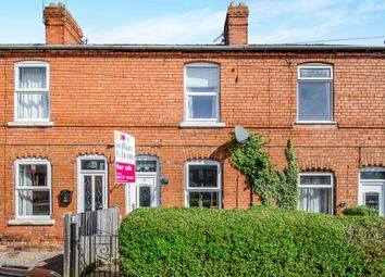 Thumbnail 2 bed terraced house for sale in Cross Street, Retford