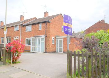 Thumbnail 2 bedroom semi-detached house to rent in Sponne Rise, Leicester