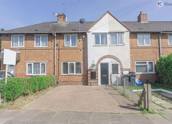 Thumbnail 3 bed terraced house for sale in Sunningdale Road, Tyseley, Birmingham