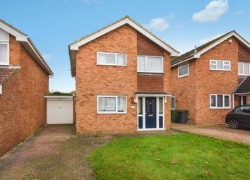 Kempshott, Basingstoke RG22. 3 bed link-detached house for sale