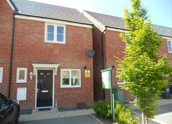 Thumbnail 2 bedroom semi-detached house to rent in Lander Crescent, Peterborough, Cambridgeshire