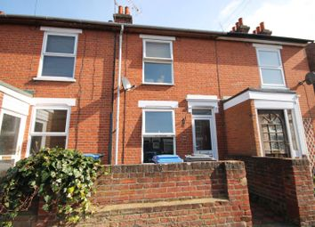 Thumbnail 2 bed terraced house to rent in Roseberry Road, Ipswich, Suffolk