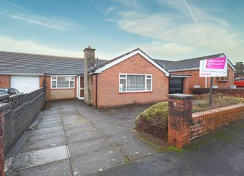 Thumbnail 3 bed semi-detached bungalow for sale in Lynwood Avenue, Aughton, Ormskirk