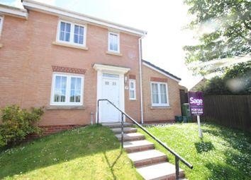 3 bed semi-detached house for sale in Woodside Drive, Newbridge, Newport NP11