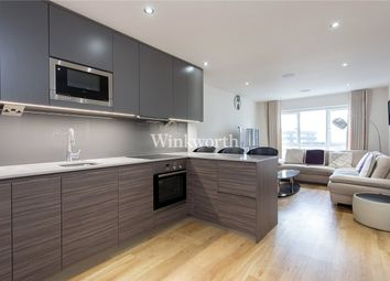 Thumbnail 2 bed flat for sale in Empire House, 6 East Drive, London