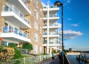 Thumbnail 1 bed flat to rent in King Henry's Reach, Manbre Road, Hammersmith, London