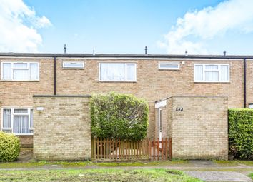 Thumbnail 3 bed terraced house for sale in Ely Close, Stevenage