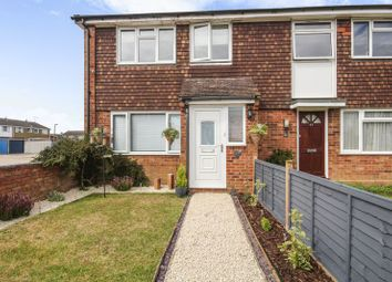 Thumbnail 3 bed end terrace house for sale in Readers Court, Chelmsford, Essex