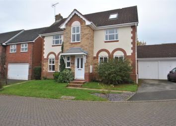 Thumbnail 5 bed detached house for sale in Stonehill Close, Appleton, Warrington