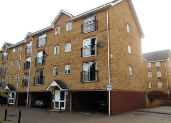 Thumbnail 2 bed flat for sale in Coal Court, Grays