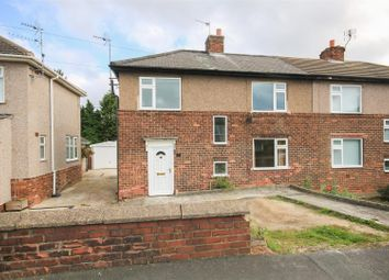 Thumbnail 3 bed semi-detached house for sale in George Street, Skellow, Doncaster