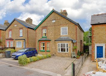 Thumbnail 3 bedroom semi-detached house for sale in New Town Road, Bishop's Stortford