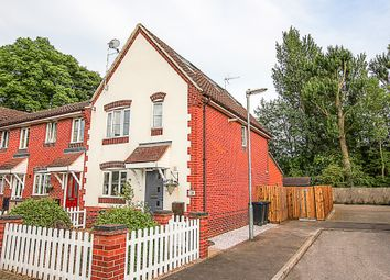 Thumbnail 3 bed end terrace house for sale in Walton Close, Fordham