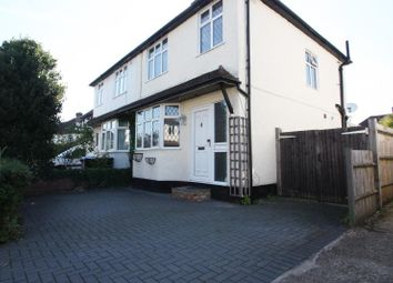 Thumbnail 3 bed semi-detached house to rent in Tewkesbury Close, Byfleet