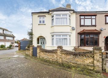 Thumbnail 4 bed end terrace house for sale in Sandown Avenue, Dagenham