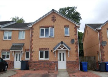 Thumbnail 3 bed end terrace house to rent in Willow Drive, Johnstone