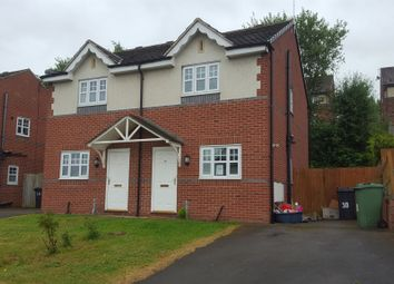 Thumbnail 2 bed semi-detached house for sale in Wharfedale Close, Leeds