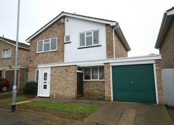Thumbnail 4 bed detached house to rent in South Priors Court, Abington, Northampton
