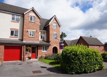 4 bed terraced house for sale in Northumberland Way, Sharston, Wythenshawe, Manchester M22