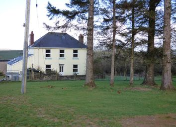 Thumbnail 4 bed property to rent in Cwmbach, Whitland, Carmarthenshire