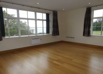 Thumbnail 2 bed flat to rent in Hayes Road, Penarth