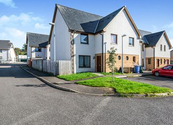 Thumbnail 3 bed terraced house for sale in Inshes Mews, Inverness
