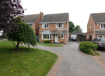 Thumbnail 4 bed detached house for sale in New Street, Oakthorpe