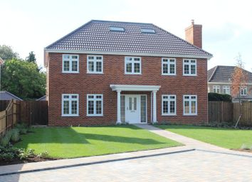 Thumbnail 5 bed detached house for sale in Hollycombe, Englefield Green, Egham
