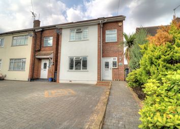 Thumbnail 3 bed detached house for sale in Old Essex Road, Hoddesdon