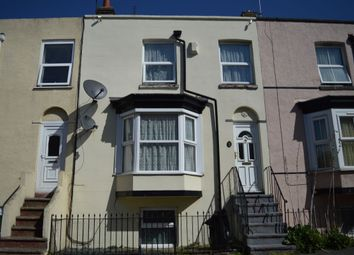 Thumbnail 3 bed terraced house for sale in Clifton Street, Margate
